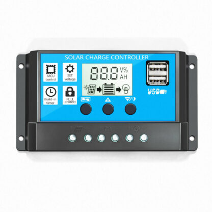 Solar Charge Controller - 30A
